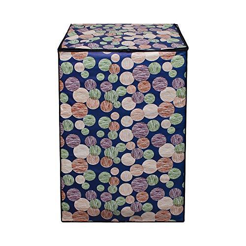 Dream Care LG Top Load Washing Machine Cover for 6 kg, 6.2 Kg, 6.5 Kg, 7 Kg (58 X 58 X 88 cm, Multicolour)