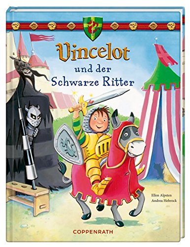 Vincelot und der Schwarze Ritter (Vincelot (Bilderbücher))