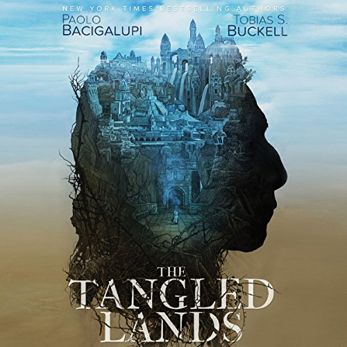 The Tangled Lands audiobook cover art