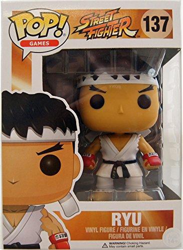 Figura Vinyl Pop! Street Fighter Ryu Limited