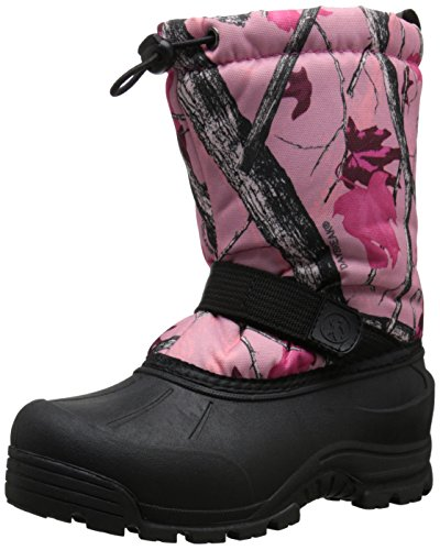 Northside Unisex-Child Frosty, Pink Camo, 9 M US Toddler