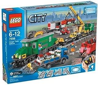 Best lego city cargo train 7898 Reviews