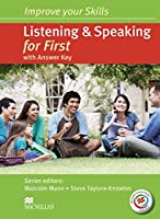 Improve your Skills: Listening & Speaking for First (FCE). Student's Book with MPO, Key and 2 Audio-CDs