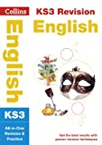KS3 English All-in-One Complete Revision and Practice: Prepare for Secondary School (Collins KS3 Revision)