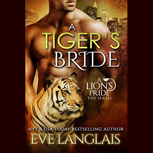 A Tiger's Bride cover art