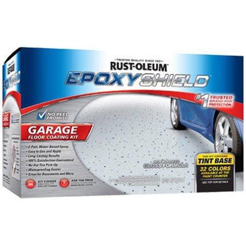 RUST-OLEUM 252625 Epoxy Shield Gallon Tint Base Garage Floor Kit