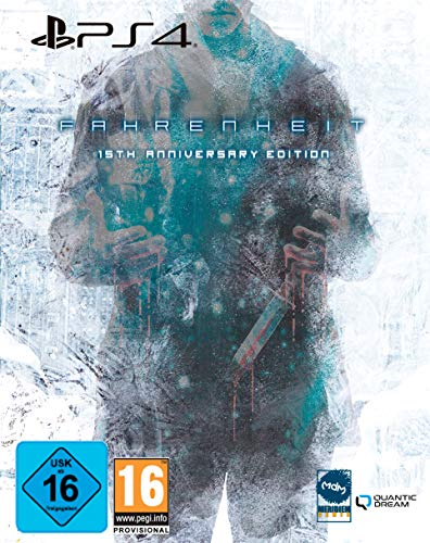 Fahrenheit - [PlayStation 4]