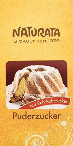 Naturata -   Puderzucker, 10er