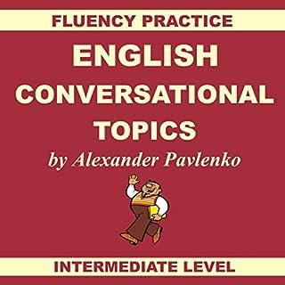 Couverture de English, Conversational Topics, Book 3