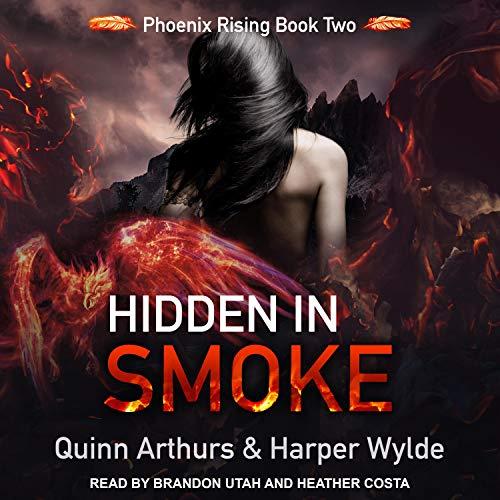 Hidden in Smoke cover art