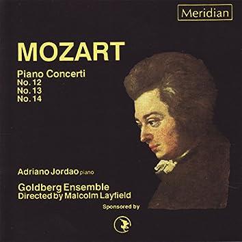 Mozart: Piano Concerti