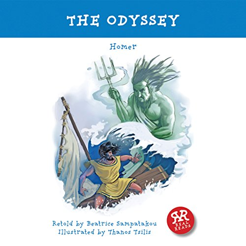 The Odyssey (Adaptation) cover art