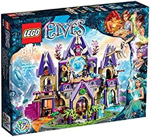 ganancia cero LEGO - El Misterioso Castillo de Skyra en el el el Cielo, (41078)  punto de venta