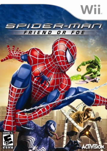 Spiderman: Friend or Foe by Activision