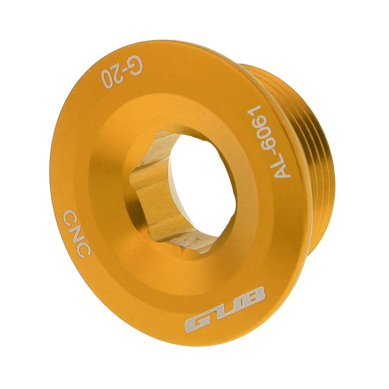 Sharplace アクセサリー ネジ 自転車パーツ クランク アーム 固定用ボルト  全5色