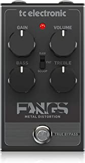 TC Electronic Fangs Metal Distortion (FANGSMETALDISTORTION)