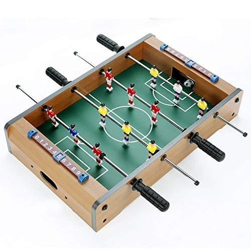 Mr.LQ Mini Kickertisch Fußballtisch Kicker,Stabiler Fußballtisch Multifunktionstisch Multiplayer