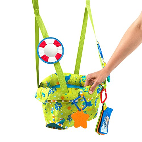 Baby Einstein 10235 Sea and Discover Door Jumper - 4