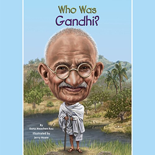 Who Was Gandhi? cover art