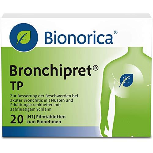BRONCHIPRET TP Filmtabletten 20 St