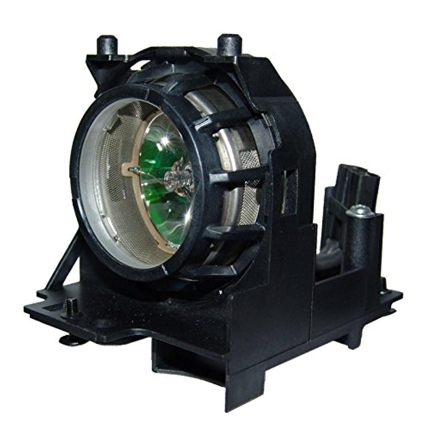 廊下雨の学校の先生Dukane ImagePro 8055アセンブリランププロジェクタ電球Inside
