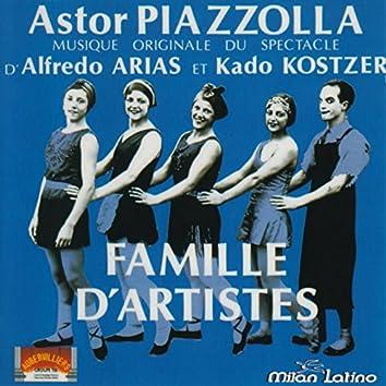 Famille d'artistes (Musique originale du spectacle d'Alfred Arias et Kado Kostzer)