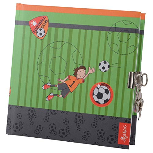 Goldbuch 44263 - Diario (96 páginas), diseño futbol