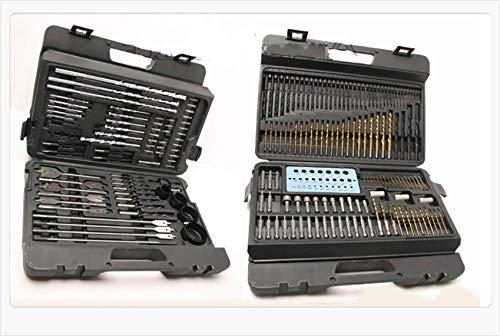 Drilling Power Tools Electric Cordless Drills 204 Pcs Combination Drill Bit Set