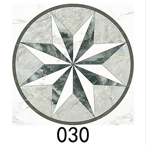 Lianlili 15 unids/Set 8/10/15/20cm Mármado WaterJet de parquet baldosas Diagonal Pegatina de Pared baño Cocina decoración de Pared azulejo PVC Arte Mural (Color : CZ030, Size : 20cmX20cmX15pcs)