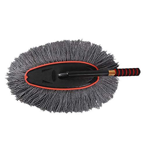Autowaschbürste - Auto-Reinigungsbürste, Teleskop Dusters for das Waschen des Auto-Zubehör for Innenräume Reinigungs-Tools (Color : A)