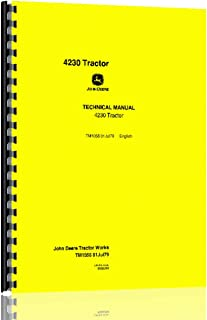 John Deere 4230 Tractor Service Manual