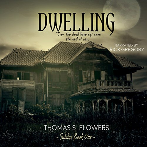 Dwelling audiobook cover art