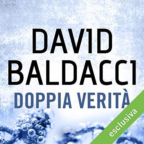Doppia verità audiobook cover art