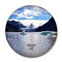 ホーマーカケマクベイアラスカ米国冷蔵庫マグネットホワイトボードマグネットオフィスキッチンデコレーション