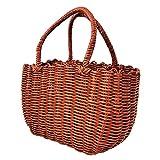 ARVALOLET Cesta para huevos, cesta de plástico, cesta de la...