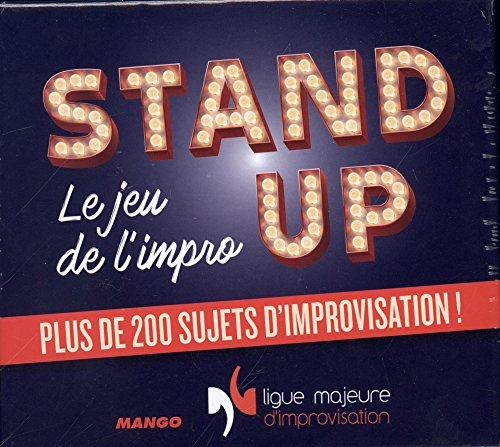 Stand up le jeu de l'impro
