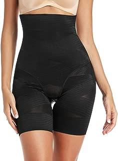 Womens High Waist Thigh Slimmer Body Shaper Tummy Control Shapewear Shorts Butt Lifter Short Panty Underwear