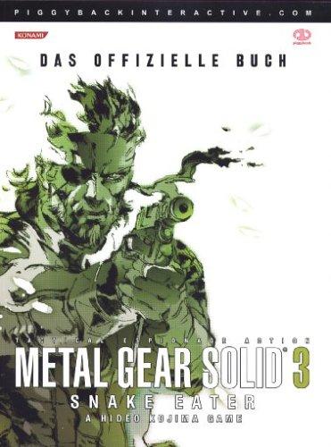 Metal Gear Solid 3 (Lösungsbuch)
