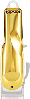 Clear DIY Back Housing, Transparent Back Cover for Wahl 5-Star Series Cordless Senior Clipper #8504 (Gold)