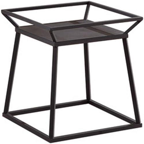NAN Table de négociation, Table en Acier Inoxydable de Salon créatif, Plusieurs Coins, décoration de Table, Table de canapé