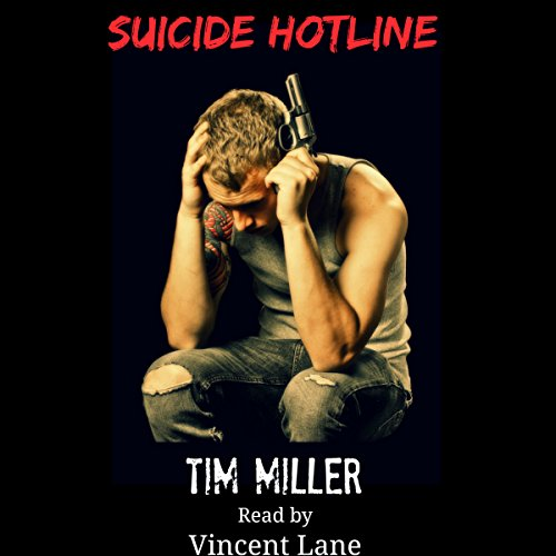 Suicide Hotline audiobook cover art