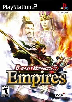 Dynasty Warriors 5 Empires - PlayStation 2