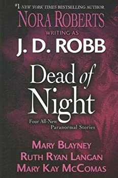 Hardcover Dead of Night [Large Print] Book