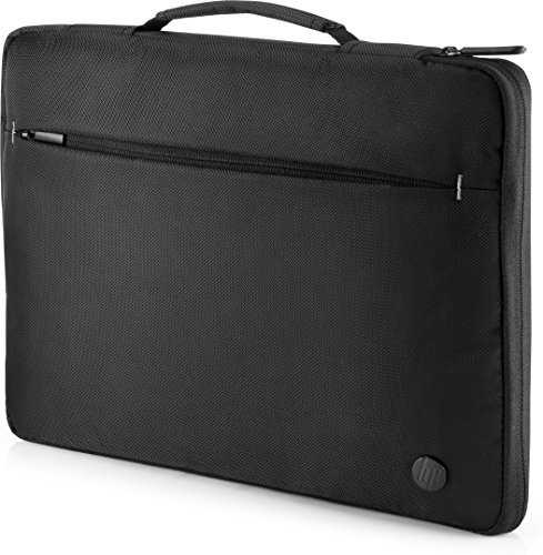 HP 14.1 Business Sleeve Notebooktasche 35,8 cm (14.1 Zoll) Schutzhülle Schwarz - Notebooktaschen (Schutzhülle, 35,8 cm (14.1 Zoll), 260 g, Schwarz)