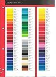 FSSS Ltd UK Map Vinyl Pegatina de Pared Arte Cualquier Color Blanco marcar Perros DIY Home, Vinilo Auto-Adhesivo, Glitter Black, 36x63cm