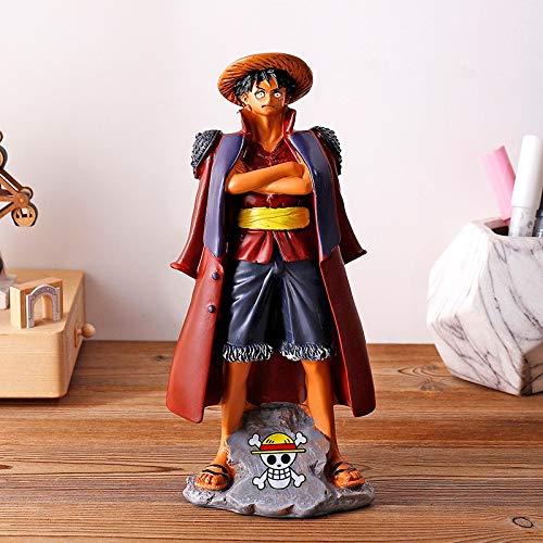 Dhl One Piece animatie, decoratie creatieve cadeau-strohoed kind-hars startpagina cursusdeelnemers geschenk tafeldecoratie