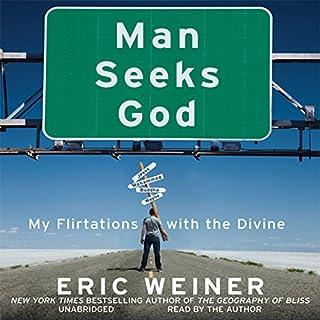 Man Seeks God audiobook cover art