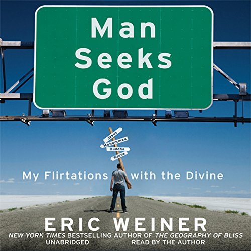 Man Seeks God audiobook cover art