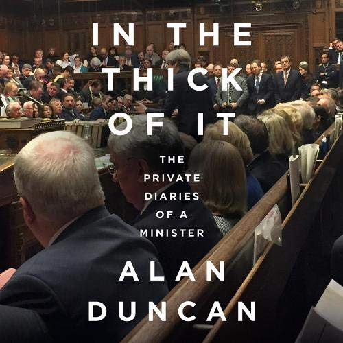 In the Thick of It cover art