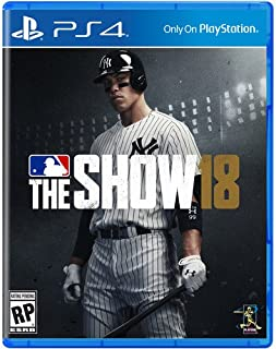 MLB The Show 18 (輸入版:北米) - PS4